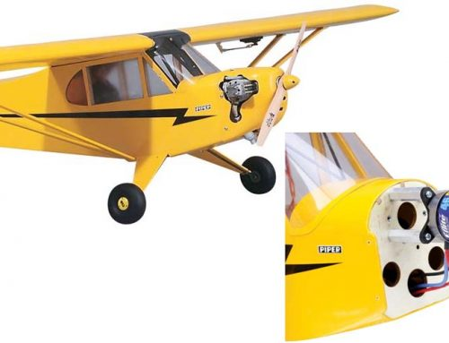 Why Would you Convert Radio Control Gas Plane Engines to Electric RC Motors?